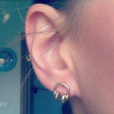 Little headphones. New Look.