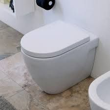 Image result for floor mount toilet