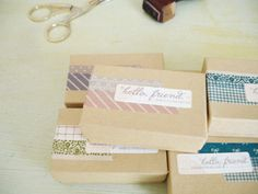 how to use pretty tape