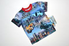 Leguangi's T-Shirt Größe 86/92 von *Leguangi - Schönes für Mutter und Kind* auf DaWanda.com