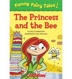 Funny Fairy Tales! 2: The Princess and the Bee