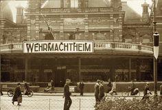 Arnhem: Het Musis Sacrum in slechtere tijden