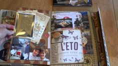 Feb 2015 Tim Holtz - London Collection Folio by Annette Green
