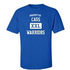 Cass Junior High School - Darien, IL | Men's T-Shirts Start at $21.97