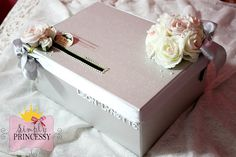 WEDDING Personalized Wedding Angbao Token Box by simplyprincessy, $70.00