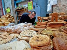 Israel Food Market /best breads are in israel. PRAISE G-D, for ALL the GLORY IS HIS, WITHOUT HIM THERE WOULD BE NO ISRAEL