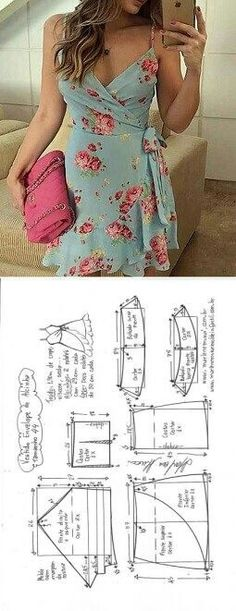 Sewing pattern idea  Spring dress Easter dress super cute  No link