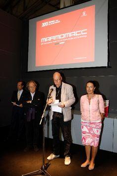 Immagini del premio architettura Best Communicator Award 2013 - la giuria.