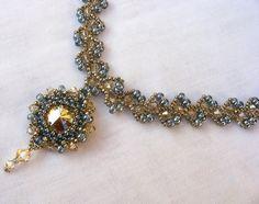 My Fair Lady necklace by Cielo Design, via Flickr