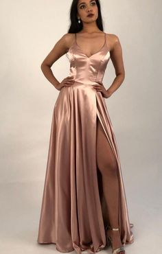 2021 Simple Long Prom Dress with Lace up Back ,School Dance Dresses ,Fashion Winter Formal Dress PPS090