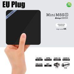 Smart TV Box Mini M8S II compatibile 4K a soli 32.55 su GearBest!