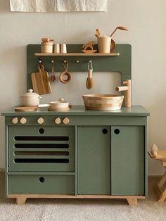 Kids Play Kitchen, Little Kitchen, Kids Wooden Kitchen, Toddler Kitchen, Play Kitchens, Kids Sink, Childrens Play Kitchen, Kitchen Sets For Kids, Plywood Kitchen
