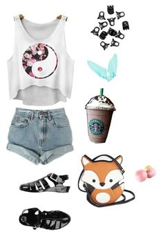 """Untitled #5005"" by northamster ❤ liked on Polyvore"