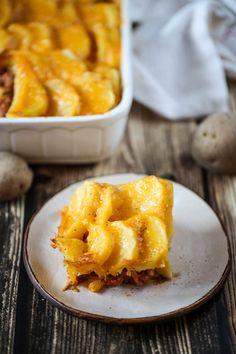 Potato casserole Potato Casserole, My Recipes, Macaroni And Cheese, Potatoes, Ethnic Recipes, Food, Mac And Cheese, Potato, Meals