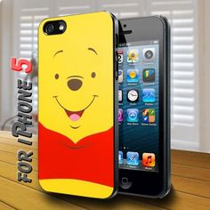 winnie the pooh design for iPhone 5 Case | shayutiaccessories - Accessories on ArtFire