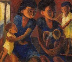 Gerard Sekoto Artwork for Sale at Online Auction