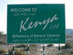 Funniest Barack Obama Memes: Welcome to Kenya