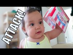 When Babies ATTACK! - August 05, 2015 -  ItsJudysLife Vlogs