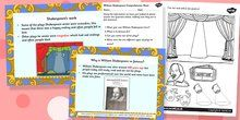 William Shakespeare Primary Resources, Significant Individuals - Page 1
