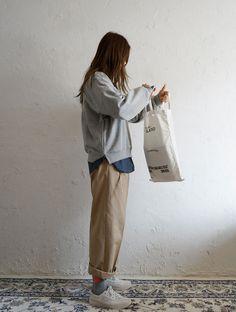 Photo (Death by Elocution) - selbstgemachte Outfits - Street Style Outfits, Casual Outfits, Cute Outfits, Look Fashion, Korean Fashion, Fashion Outfits, Womens Fashion, Unisex Fashion, Retro Fashion