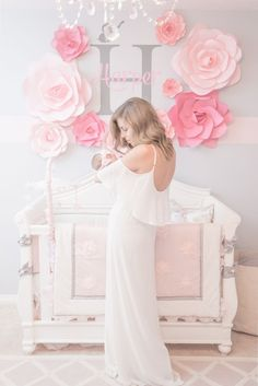Most Creative Baby Nursery Room Decoration Ideas You May Love - Page 7 of 60 - Diaror Diary Children''s room ideas and inspiration for Katharine Dever Baby Bedroom, Baby Room Decor, Nursery Room, Girl Nursery, Girls Bedroom, Nursery Decor, Nursery Ideas, Baby Rooms, Nursery Themes