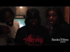 Black Cobain and Fat Trel - Hard in Da Paint Freestyle