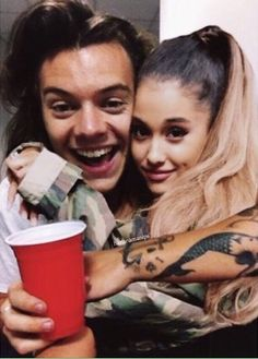 Harry styles and ariana grande dating