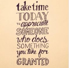 Don't forget to appreciate others. #quotes