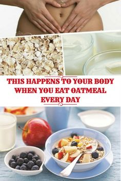 41!.THIS HAPPENS TO YOUR BODY WHEN YOU EAT OATMEAL EVERY DAY