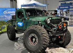 Beast on Wheels. Dodge Power Wagon