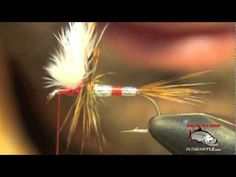 Patriot Dry Fly Tying Instructions and Tutorial | How To Tie Patriot Dry Fly Pattern