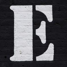 letter+E