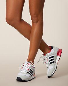 super popular 3cb78 c030a ZX 700 W - Adidas Originals - Hvit - Sportsko - Sportsklær - NELLY.COM  (119.00) - Svpply