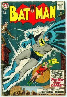 Silver Age Issue #164 Batman!