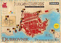 que ver en Dubrovnik en un dia o dos Desembarco del Rey