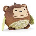 "Skip Hop Hug & Hide Chime Ball - Monkey -  Skip Hop - Toys""R""Us"