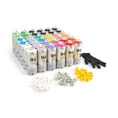Montana - Low Pressure Pack 36 pz - € cans Graffiti Caps, Street Art Graffiti, Graffiti Spray Paint, Aerosol Paint, Spray Paint Cans, Art Drawings, Drawing Art, Spray Can, Art Supplies