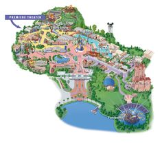 Na Disney: Parques Disney - Disney's Hollywood Studios