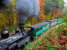 The 8 Most Scenic Train Rides in America