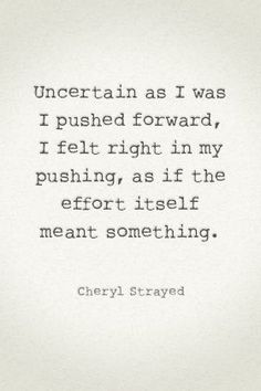 Quotes from Wild by Cheryl Strayed
