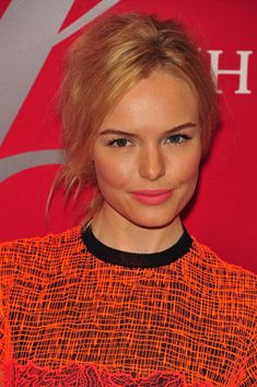 We're Loving Kate Bosworth's Must Have Messy Updo! Here's How to Get It: Daily Beauty Reporter : In a neon orange Proenza Schouler T-shirt dress and black pumps, Kate Bosworth rocked FGI's Night of the Stars. But what we loved even more than her killer outfit was her unrestrained, unstuffy updo. Stylist Marshall Lin of the Frédéric...