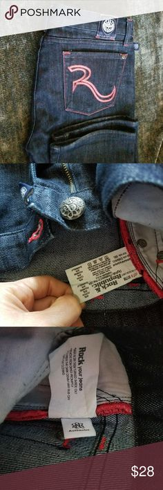 Rock & Republic jeans Used in great condition Rock & Republic Jeans Boot Cut