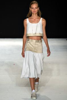 Rag & Bone Spring 2015 Ready-to-Wear - Collection - Gallery - Look 1 - Style.com