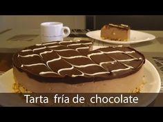 Tarta fría de chocolate - Chocolate cake, #232 - Cocina en video.com - YouTube