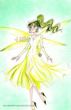 Makoto Kino - Green Day by zelldinchit on DeviantArt Sailor Jupiter, Sailor Moon Usagi, Sailor Venus, Sailor Mars, Moon Illustration, Sailor Mercury, Manga, Green Day, The Guardian
