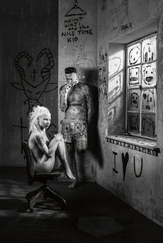 """Die Antwoord Offers A Warning On """"Gucci Coochie""""                                                                                                                                                     More"""