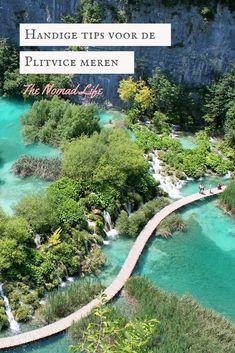 Handige tips voor een bezoek aan de Plitvice meren in Kroatië. Places To Travel, Places To Visit, Weekender, Pula, Holiday Wishes, Montenegro, Camping, Croatia, Travel Inspiration