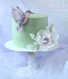 Cake fondant elegant wedding cupcakes Ideas for 2019 Fondant Cupcakes, Wedding Cakes With Cupcakes, Fun Cupcakes, Cupcake Cakes, Cake Cookies, Pretty Cakes, Cute Cakes, Beautiful Cakes, Amazing Cakes