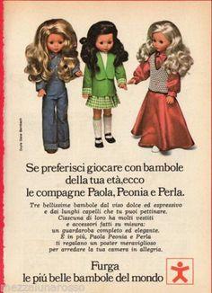 Paola,Peonia e Perla