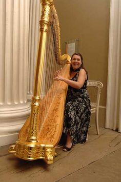 Harpists Harp, 21st Century, Entertainment, Entertaining, 3rd Millennium